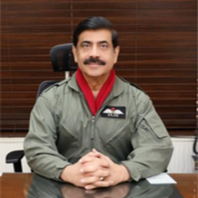 AVM Sajid Habib