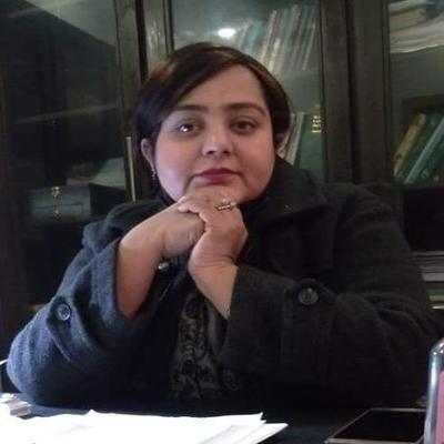 Ayesha Farukh